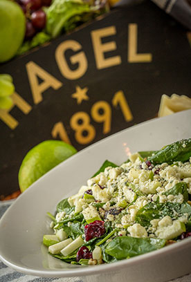 Hagel Food